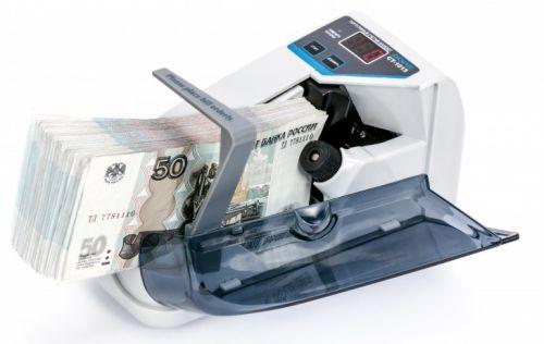 Счетчик банкнот DORS CT1015 SYS-040022 Простой—Виды детекции:Оптическая плотность