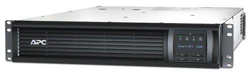 Источник бесперебойного питания APC SMT2200RMI2U 2200VA/1980W, RM 2U, Line-Interactive, LCD, Out: 220-240V 8xC13 (4-Switched) 1xC19, SmartSlot, USB, C источник бесперебойного питания powercom kin 1500ap lcd king pro rm line interactive 1500va 1200w rack mount 2u iec serial usb smartslot lcd b
