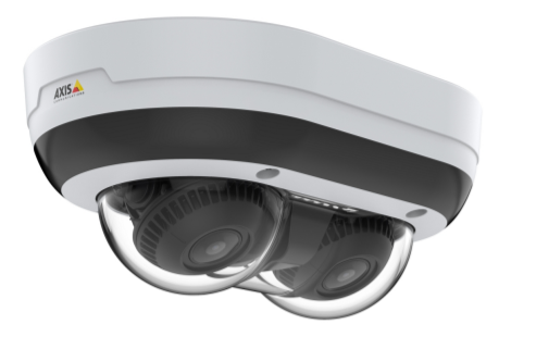 Видеокамера Axis P3715-PLVE 01970-001 2мп, поддержка панорамирования, наклона и вращения, ИК-подсветка на 360°