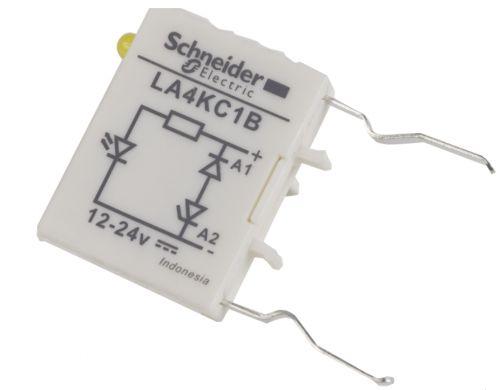 Ограничитель Schneider Electric LA4KC1B перенапряжения Z DC 12-24V