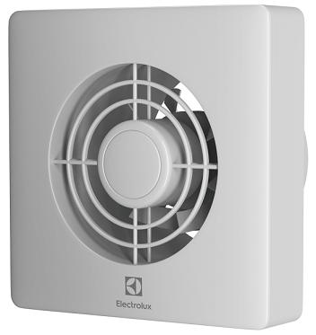 Вентилятор вытяжной Electrolux EAFS-150TH Slim, с таймером и гигростатом