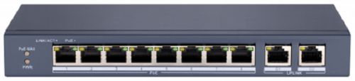 Коммутатор HiWatch DS S1008P