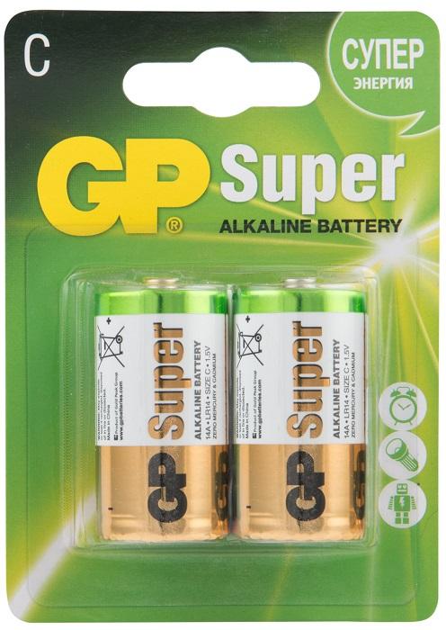 GP Super Alkaline 14A LR14