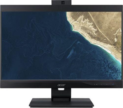 Моноблок Acer Veriton VZ4870G DQ.VTQER.01W G6400/8GB/256GB/UHD Graphics 610/DVD-RW/Wi-Fi/BT/Endless OS