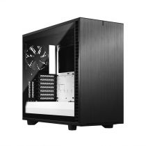 Fractal Design Define 7 Black/White TG Clear Tint