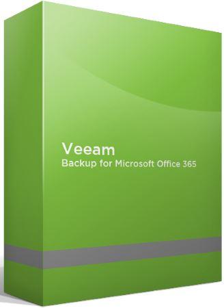 Подписка (электронно) Veeam 1st year Payment for Backup for Microsoft Office 365 3 Year Subs. Annual Billing Lic..