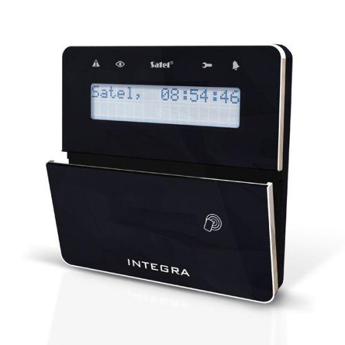 Клавиатура SATEL INT-KLFR-BSB ЖКИ для ПКП INTEGRA, специально для пользователей, предпочитающих традиционный интерфейс системы сигнализации