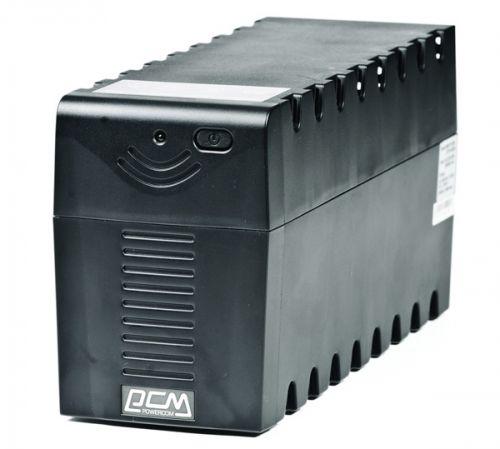 Источник бесперебойного питания Powercom RPT-800A 859784 Raptor, line-Interactive, 800VA/480W, Tower, 3*EURO rpt 800a euro