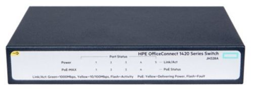 Коммутатор PoE HPE JH328A.