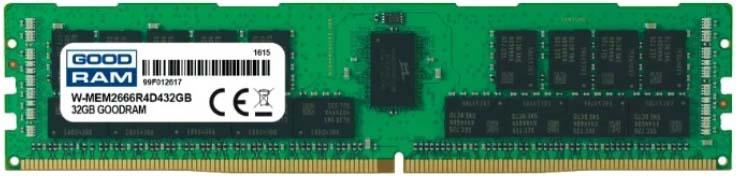 GoodRAM W-MEM2666R4D432G