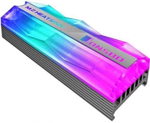 Радиатор JONSBO M.2-2(Color) для SSD M.2 2280