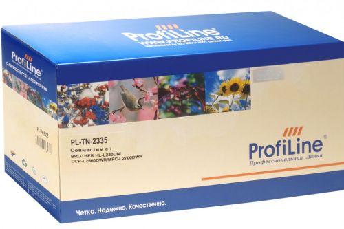 Картридж ProfiLine PL_TN-2335_S для Brother DCP-L2500/DCP-L2500DR/DCP-L2520/DCP-L2520DWR/DCP-L2540/DCP-L2540DNR 1200 копий