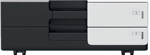 Опция Konica Minolta PC-215 Universal Tray (2x) A9HFWY2 двухкассетный модуль подачи бумаги (2х500 листов, А3)