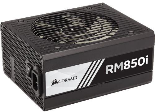 Corsair Блок питания ATX Corsair RM850i CP-9020083-EU 850W Active PFC, 80Plus Gold, полностью модульный, RTL