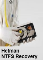 Hetman NTFS Recovery. Коммерческая версия