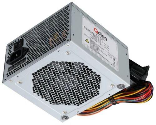 Блок питания ATX Qdion QD600 QD-600 600W, вентилятор 120mm power supply fsp qdion atx 350w 120mm 3xsata nonpfc