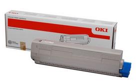 Тонер-картридж OKI 46507627 голубой (11,5K) OKI C712 (46507615)