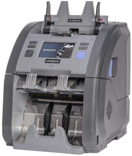 Счетчик банкнот Hitachi iH-110 SYS-041819 двухкарманный