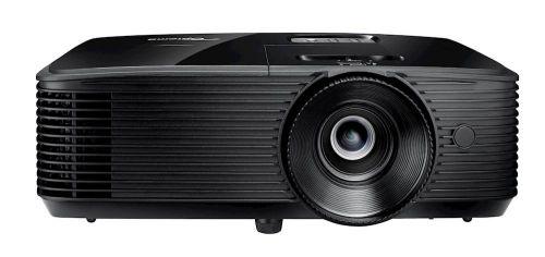 Фото - Проектор Optoma W335e E1P1A1YBE1Z1 DLP, WXGA, 16:10, 3800, 22000:1, 3 кг проектор optoma w400 dlp 4000 ansi lm wxga 22000 1 2 41кг