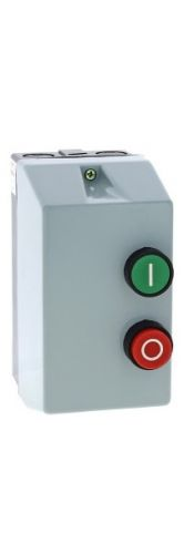 Пускатель электромагнитный EKF ctrp-r-9-380v КМЭ-9А 380В с РТЭ в корп. IP65