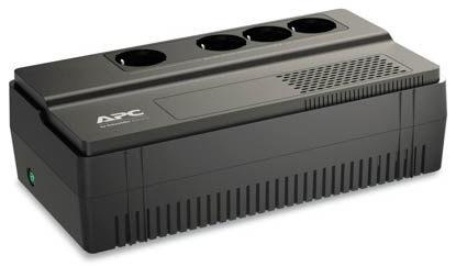 Источник бесперебойного питания APC Easy Back-UPS BV1000I-GR 1000 ВА, автоматическая регулировка напряжения, розетка Schuko, 230 В