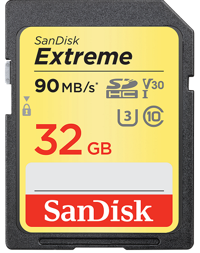 SanDisk SDSDXVE-032G-GNCI2