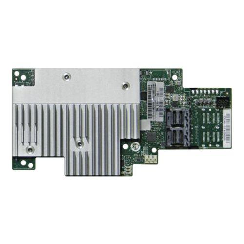 Фото - Контроллер Intel RMSP3HD080E (12Gb/s PCIe/SAS/SATA, 8*Int.Port, Mezzanine module, PCIe 3.0, RAID (0,1,10,5)) sas sata raid контроллер