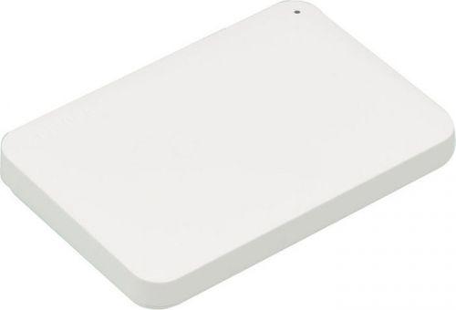 "HDTP210EW3AA Внешний жесткий диск 2.5'' Toshiba HDTP210EW3AA Внешний жесткий диск HDD Toshiba 1 TB Stor.e Canvio Ready белый, 2.5"", USB 3.0"