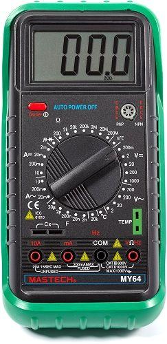 Мультиметр Mastech 13-2005 Универсальный MY64