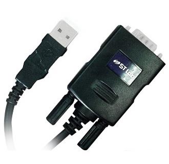 Адаптер ST-Lab U-224 Cable USB to COM9M, Ret