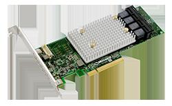Adaptec Контроллер SAS Adaptec SmartRAID 3154-16i SGL (2295000-R)