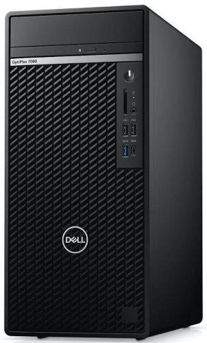 Фото - Компьютер Dell Optiplex 7080 Tower i7-10700/8GB/256GB SSD/Intel UHD 630/360W/Win10Pro компьютер dell precision 3440 sff i7 10700 16gb 512gb ssd intel uhd 630 sd tpm dp win10pro