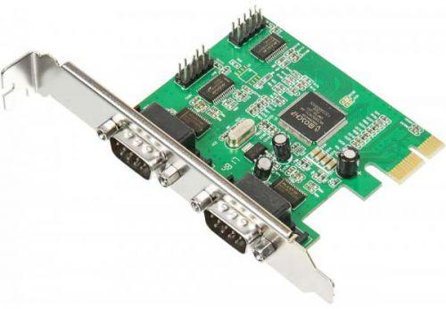 Контроллер ASIA MS9904 ASIA PCIE 4S PCI-E 4xCOM Ret