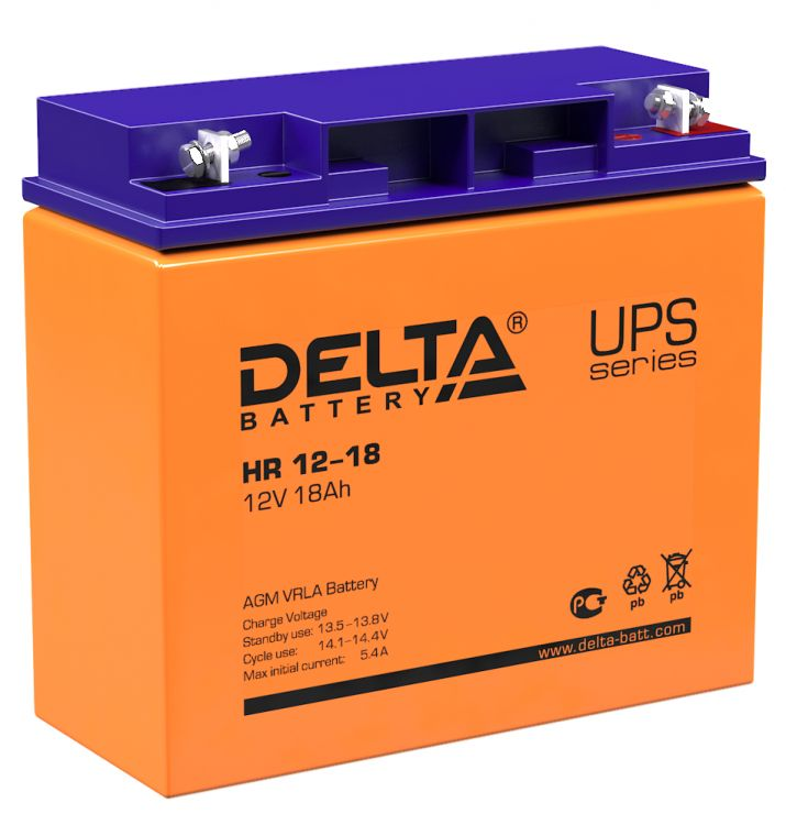 Delta HR 12-18