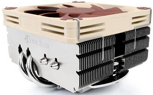 Кулер Noctua NH-L9X65 S775/1150/1155/1156//2011/771/AM2/AM2+/AM3/AM3+/FM1/FM2/FM2+ (Al+Cu,92мм,600-2500rpm,14.8-23.6 дБ,33.84 CFM,4-pin PWM) кулер noctua nh l9x65 se am4 al cu 92мм 600 2500rpm 23 6 дб 33 84 cfm 4 pin pwm