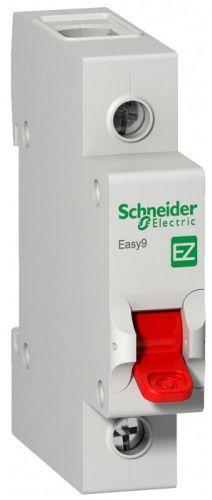 Выключатель нагрузки Schneider Electric EZ9S16163 EASY 9 1P 63А
