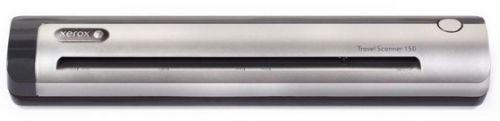 Сканер Xerox Travel Scanner 150 TS150# А4, 6 стр./мин. цв. при 150 dpi (мобильный, протяжный, USB) (100N02792/)