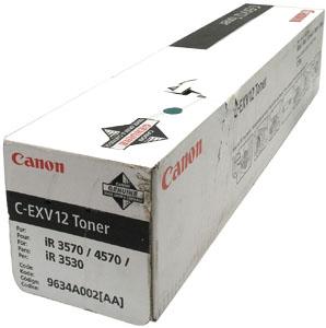 Картридж Canon C-EXV12 9634A002 для iR-3035/3045/3530/3570/4570 black
