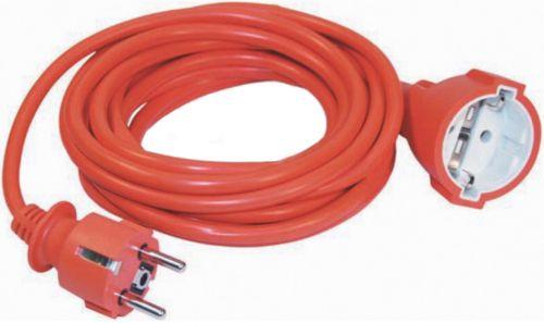 Удлинитель силовой IEK WUP10-20-K09-N 1 розетка шнур 20м ПВС 3х1 10А УШ-01РВ