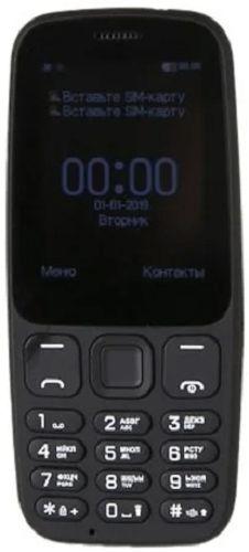 Мобильный телефон Vertex D537 black