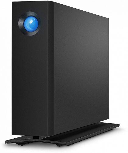 Внешний жесткий диск 3. 5'&# 039;  Lacie STHA10000800 10TB, d2 Professional, черный