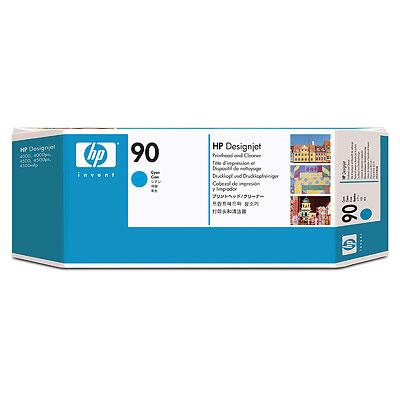 Картридж HP C5055A cyan для HP Designjet 4500 Печатающая головка