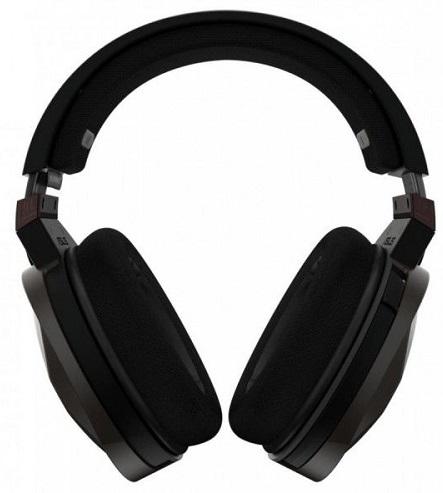 Гарнитура проводная ASUS Strix Fusion 300 90YH00Z1-B8UA00 черный, 2 м, мониторы, оголовье