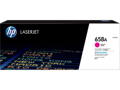Фото - Картридж HP 658A W2003A magenta, 6k, для HP Color LaserJet Enterprise M751dn картридж hp 658a лазерный черный
