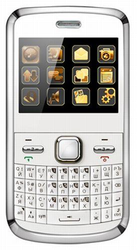 Explay Q230 белый 3 sim