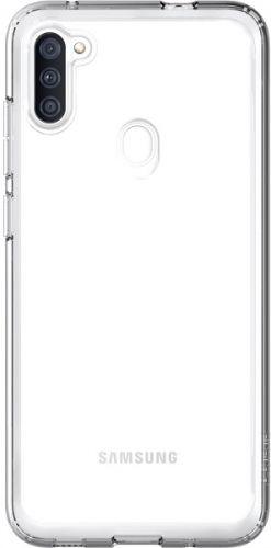 Чехол Samsung Araree A cover GP-FPA115KDATR для Samsung Galaxy A11 прозрачный