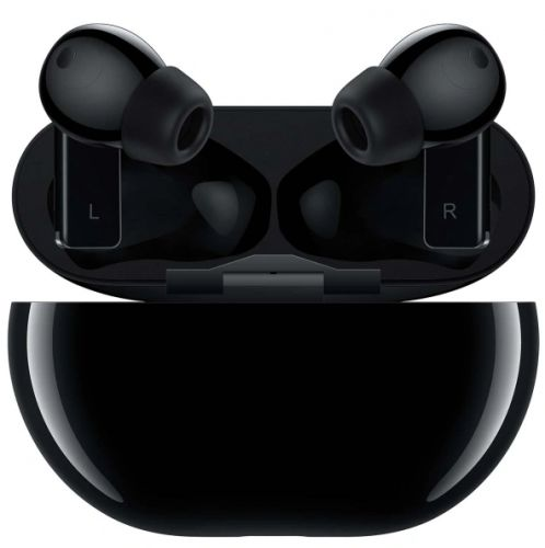 Наушники беспроводные Huawei FreeBuds Pro 55033759 carbon black беспроводные наушники matteo tantini etna 2 0 black