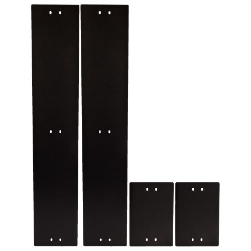 Фото - Комплект боковых панелей Lanmaster LAN-DC-CB-8x12-PL2SP для цоколя шкафа LANMASTER DCS 800х1200 мм, высотой 200 мм комплект боковых панелей lanmaster lan dc cb 42ux10 sp с замками для шкафа 42u глубиной 1070 мм