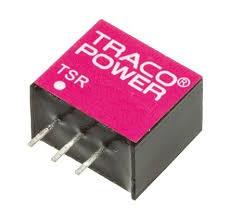Преобразователь AC-DC сетевой TRACO POWER TSR 0.5-2450 0.5 Ampere;Input:6.5 - 32 VDC;Output:5 VDC / 500 mA;POL switching regulator, SIP package, pos.