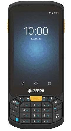 Терминал сбора данных Zebra TC20 LAN, GMS, Keyboard, SE4710, 2GB/16GB, 3.5mm audio jack, Blank Back Door, ROW - Canada, Latam, EMEA, APAC (Not Compati